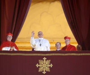 Imagen 1. Papa Francisco