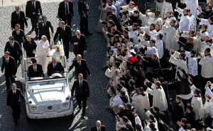 Imagen 11. Papa Francisco