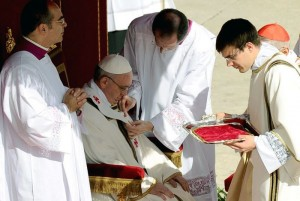 Imagen 5. Papa Francisco