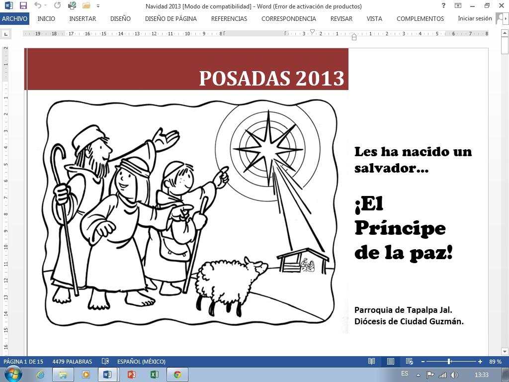 Posadas 2013