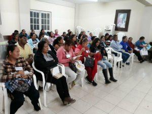 El compromiso es promover la misión en nuestras colonias (Foto Claudia Lizbet Reyes Cineros) (1)