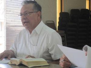Trabajar por la comunión diocesana, con los demás presbíteros, las vicarías y las parroquias (Foto J. Lorenzo Guzmán J.) (2)
