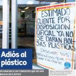 Adiós al plástico – Vientos del sur