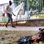 Entre el hambre, la violencia y el coronavirus
